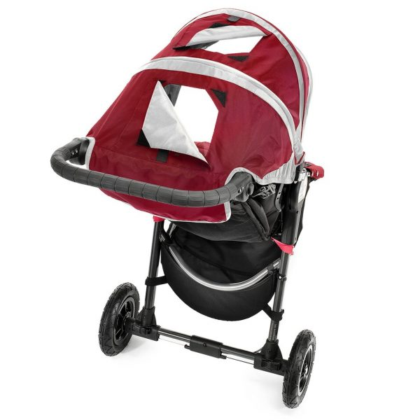 Carriola Elegante City Mini Roja